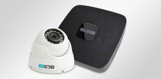 Monitoring IP w domu