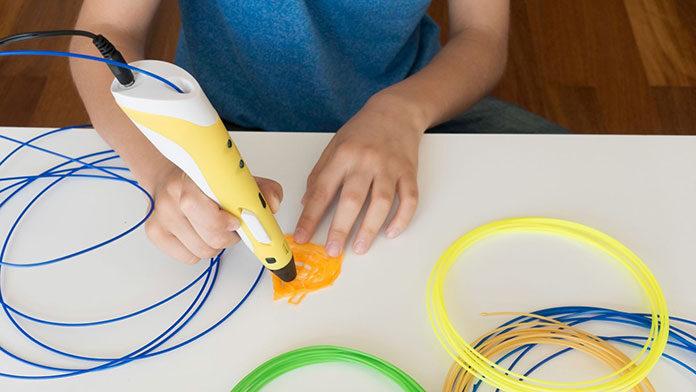 Czym cechuje się profesjonalny długopis 3D